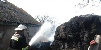 Рятуючи своє майно, у вогні загинув 74-річний прикарпатець