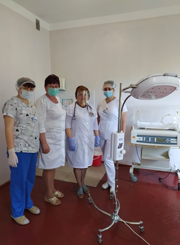 Обласна дитяча лікарня отримала коштовне обладнання для лікування немовлят: фото