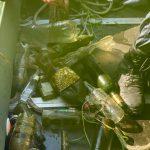 """На """"БАМі"""" місцеві жителі засипали сміттям тутешнє озерце: фото"""