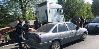 Прикарпатські поліцейські за годину упіймали рецидивіста, який здійснив викрадення автомобіля