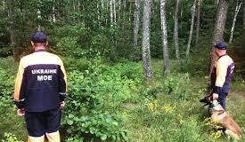 В лісі, поблизу Болехова, рятувальники шукали заблукалого пенсіонера
