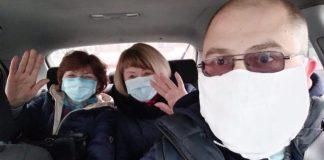 Франківські волонтери, які довозили медиків на роботу отримають талони на пальне