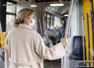 Марцінків наголосив на необхідності використання засобів захисту в громадському транспорті та магазинах