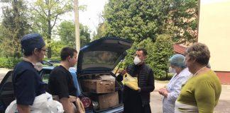 Франківська парафія презентувала каву власного виробництва