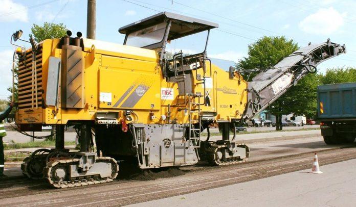 Розпочався ремонт південного в'їзду в Івано-Франківськ