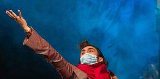 Франківський драмтеатр повертається до звичних репетицій