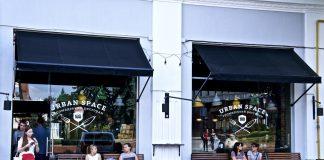 Ресторан ідей. Urban Space 100 змінив формат, але не напрямок