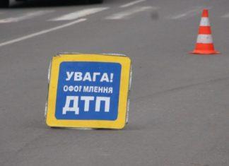 В Коломийському районі автомобіль збив невідомого пішохода
