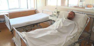 У Дніпрі прооперували пораненого бійця з Прикарпаття