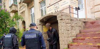 Чоловіка, який влаштував резонансну стрілянину в середмісті Франківська, взяли під варту