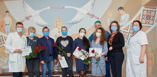 У День міста в Івано-Франківську з'явилося на світ семеро малюків: фото