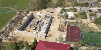 На будівництво спорткомплексу у Брошнів-Осаді витратять 45 мільйонів гривень: відео