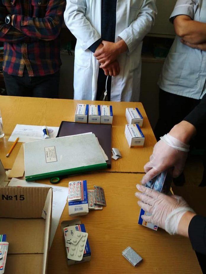 27-річний лікар з Прикарпаття займався збутом наркотиків