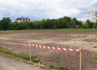 У Коломиї з'явиться ще одне футбольне поле: відео