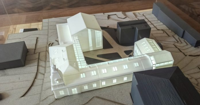 У Калуші за понад 40 тисяч відреставрують міську ратушу