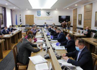 На сесії Івано-Франківської облради планують розглянути більше 60 питань