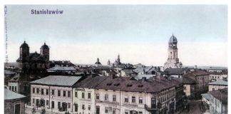 В середині минулого століття чисельність корінних українців у Станіславові сягала всього лиш 18 тисяч, а саме місто здебільшого було російськомовним