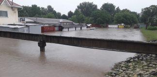 Зруйновані дороги, пошкоджені мости та евакуйоване населення - вода наробила лиха у Калуському, Рожнятівському та Долинському районах