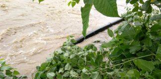 Повінь на Прикарпатті: у Долинському районі майже 2500 домогосподарств перебуває без газопостачання