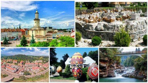 Топ-5 найкрасивіших міст Івано-Франківщини: три речі, які варто зробити у кожному з них