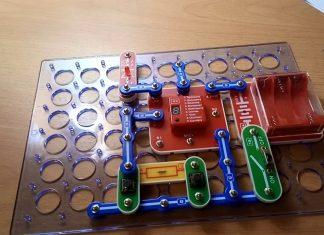 Электронные конструкторы: как привлечь ребенка к науке