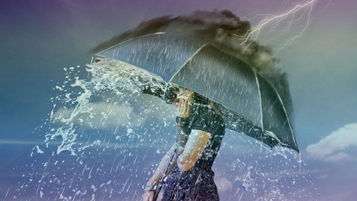 Прикарпаття знову накриють дощі з грозами та градом - очікується підйом рівня води у річках