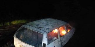 Справжня детективна історія - стали відомими подробиці нічного підпалу авто на Коломийщині