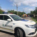 Пасажиру, який вчора перебував в салоні Шкоди, котра перекинулась в Угринові, нічого не загрожує - водій загинув на місці: фото