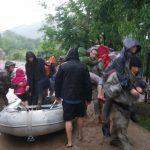 Затоплені будинки та зруйновані мости. Стало відомо, які населені пункти Прикарпаття постраждали від негоди найбільше: фоторепортаж