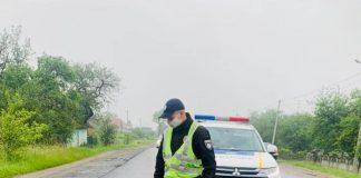 Поліція знайшла водія-втікача, який скоїв наїзд 73-річного прикарпатця: фото