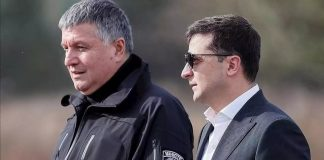 Зеленський проти відставки Авакова: Кращого міністра немає
