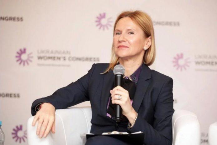 Віцеспікерка Олена Кондратюк прийшла у Верховну Раду в сорочці