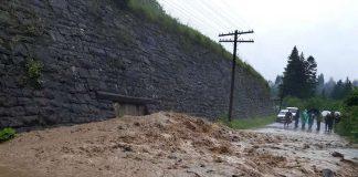 Буковель поплив: шокуюче відео