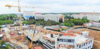 Згідно статистики, обсяги житлового будівництва на Франківщині зменшились на 35,6%