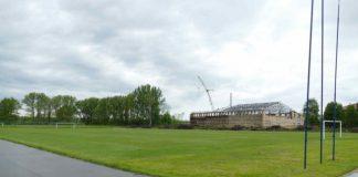 У Брошневі готуються відремонтувати стадіон