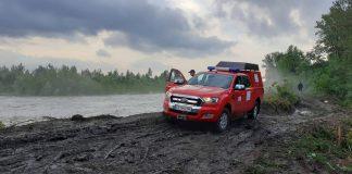 Через сильні опади на території Івано-Франківської області введено надзвичайні заходи