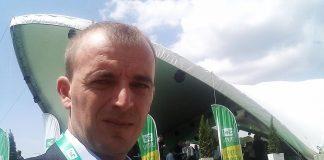 В центрі Франківська знайшли депутатське посвідчення Володимира Тимофійчука