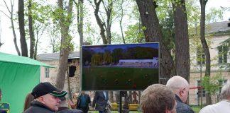У іванофранківську Палаці Потоцьких облаштують футбольну фан-зону