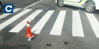 На Пасічній автомобіль збив жінку, яка рухалась пішохідним переходом