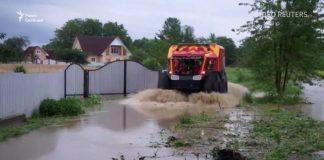 Підтоплені села та зруйновані мости - якої шкоди негода наробила у Косівському та Снятинському районах