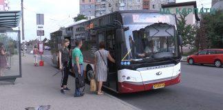 З понеділка в Івано-Франківську запустять нові автобусні маршрути