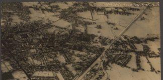 Станиславів з неба 1917: як виглядало місто під час російської окупації