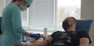 На Прикарпатті терміново розшукують донорів із 2-ю групою крові