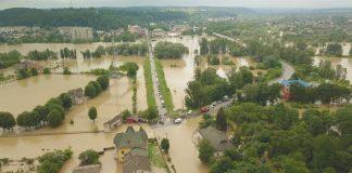 Служба Безпеки та прокуратура розслідуватимуть чи була повінь пов'язана із масштабною вирубкою лісів