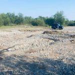 """У Надвірнянському районі затримали """"на гарячому"""" крадіїв гравію ФОТО"""