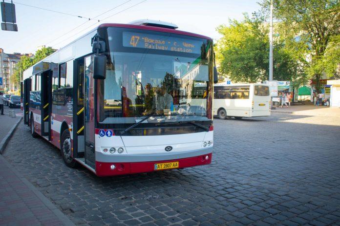Івано-Франківськ - перший в Україні за кількістю низькопідлогового транспорту