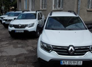 Калуські амбулаторії отримали нові автомобілі