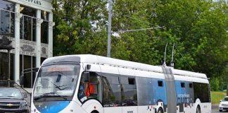 Франківськ планує позичити три мільйони євро та купити дев'ять дуобусів