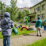 Незважаючи на карантин, франківські дитсадки відчинили двері для малечі: фоторепортаж