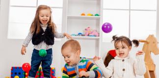 На Прикарпатті зросла кількість дошкільних закладів